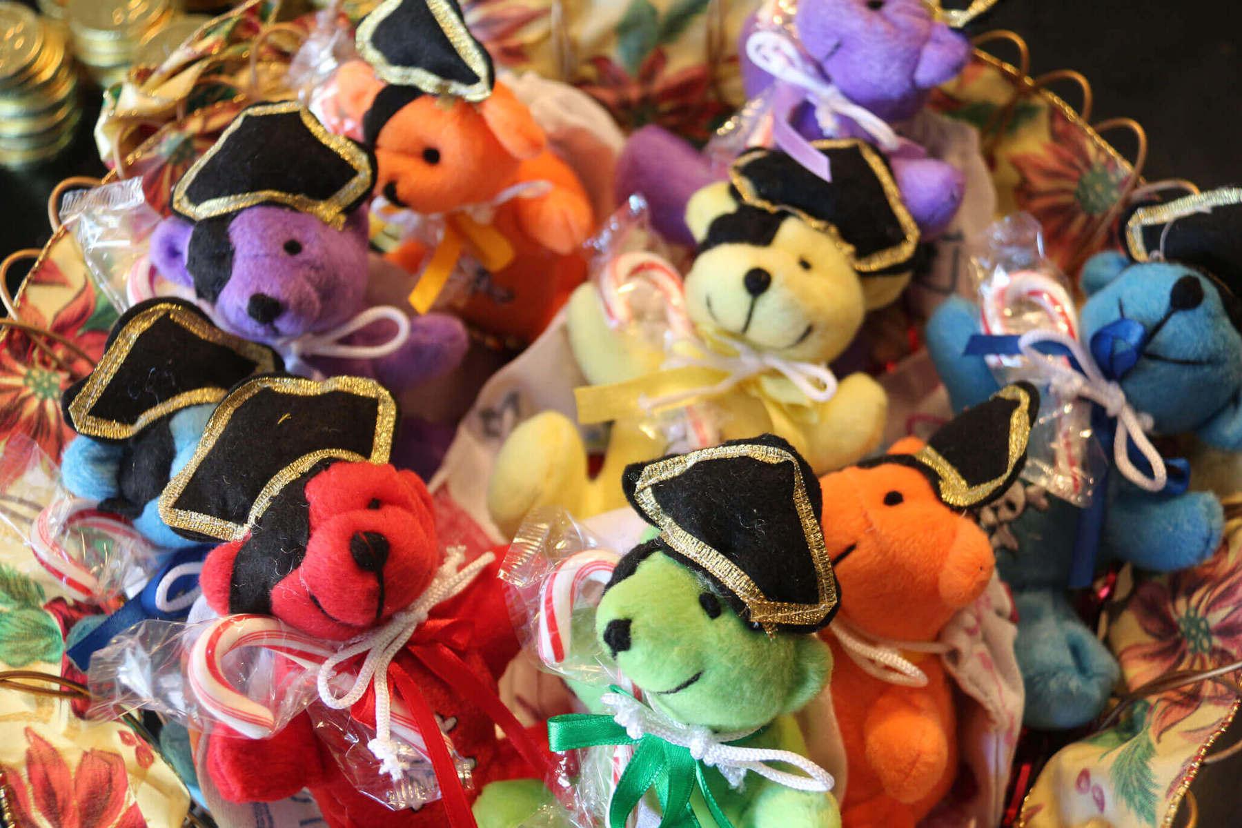 Pirate Bear Christmas Gifts