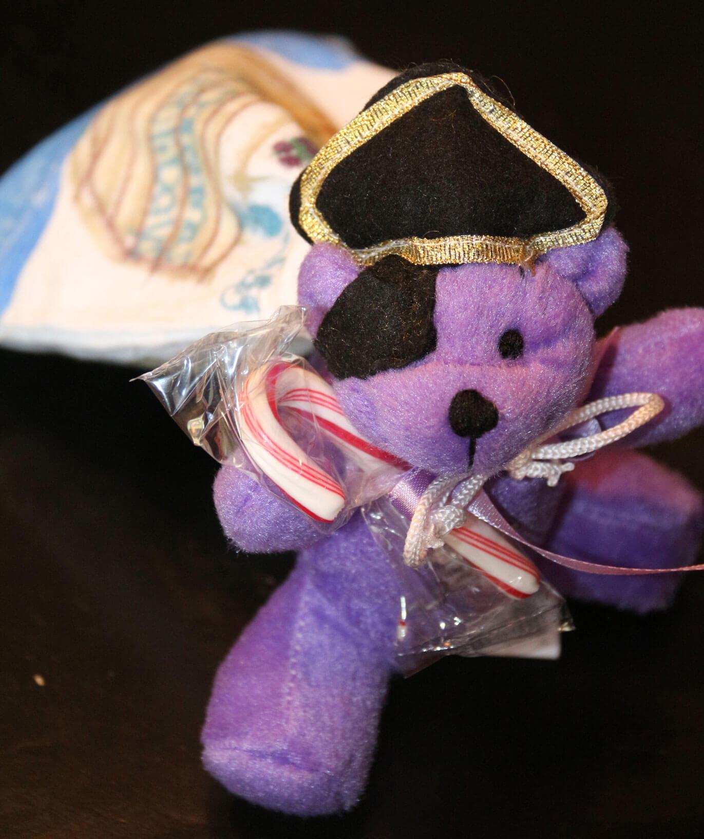 Pirate Bear Christmas Gift