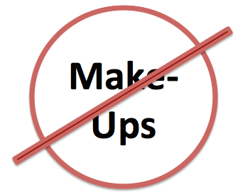 Why You REALLY Don't Need Make-Up Lessons