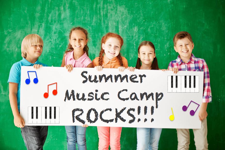 SummerMusicCampKids