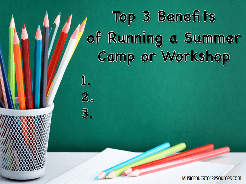Top 3 Benefits of Summer Camp