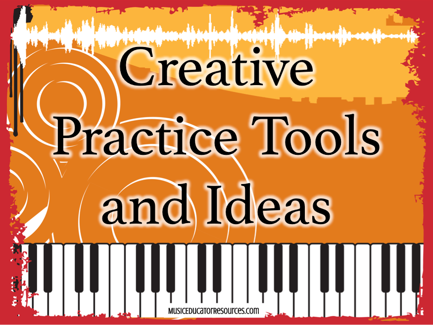 Creative Practice Tools and Ideas