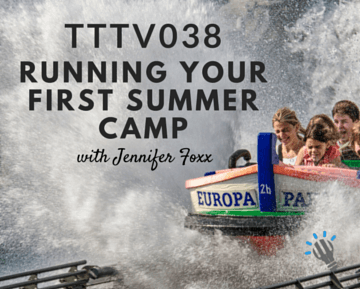 Running Your First Summer Camp