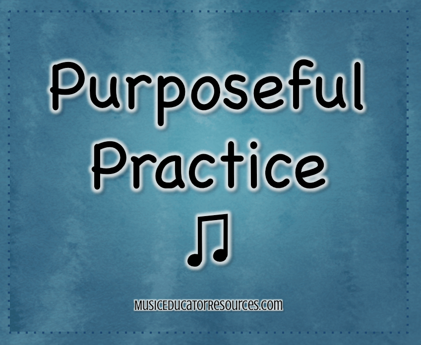 Purposeful Practice