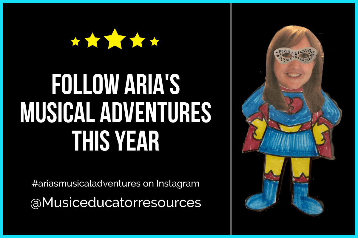 Follow Aria's Musical Adventures on Instagram