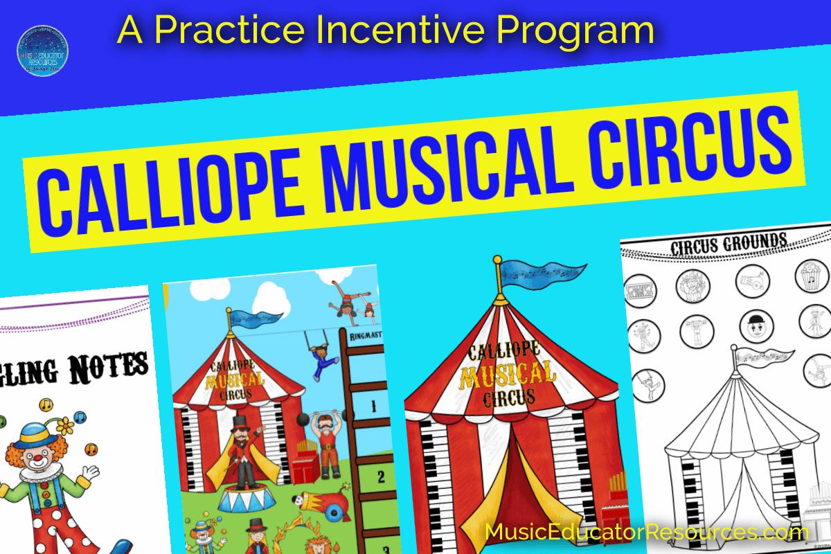 Calliope Musical Circus