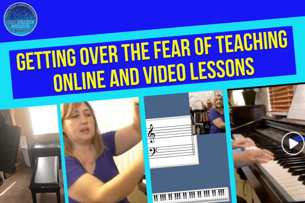 Getting Over the Fear of Teaching Online