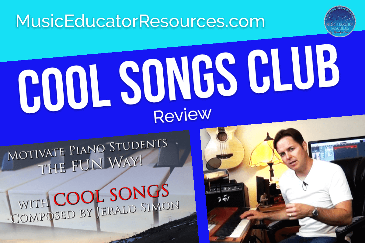 Cool Songs Club by Jerald Simon