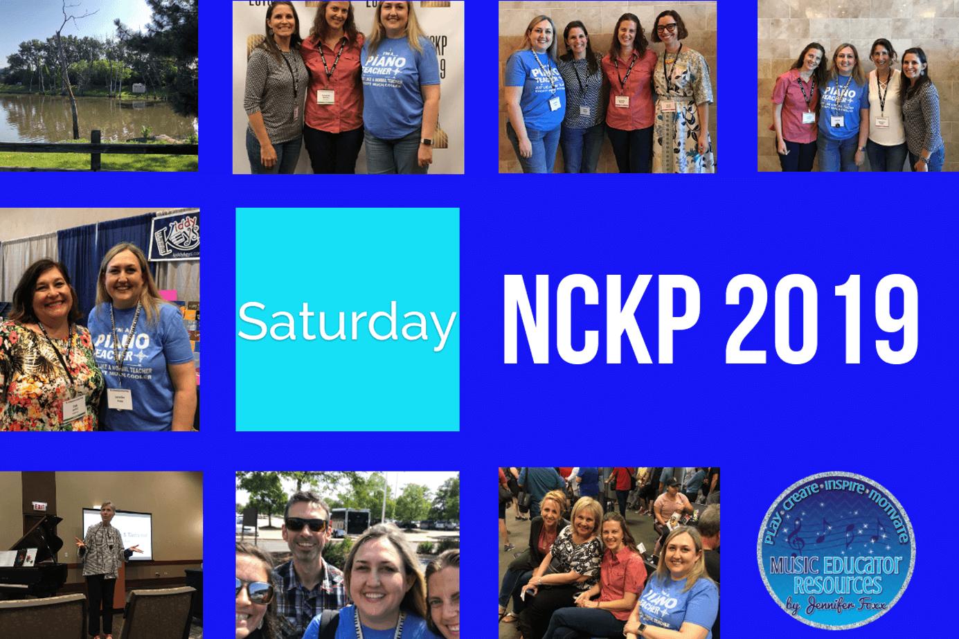 NCKP 2019 Conference Saturday