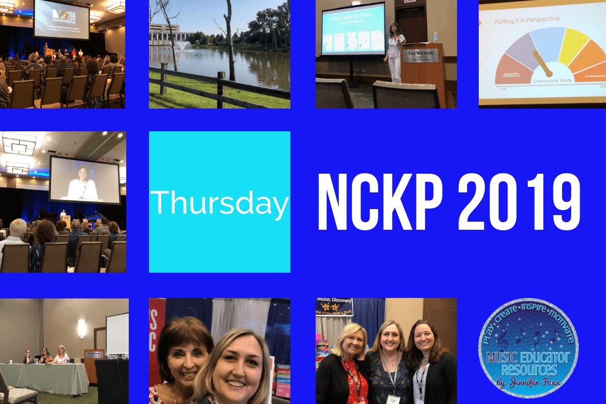 NCKP 2019 Conference Thursday