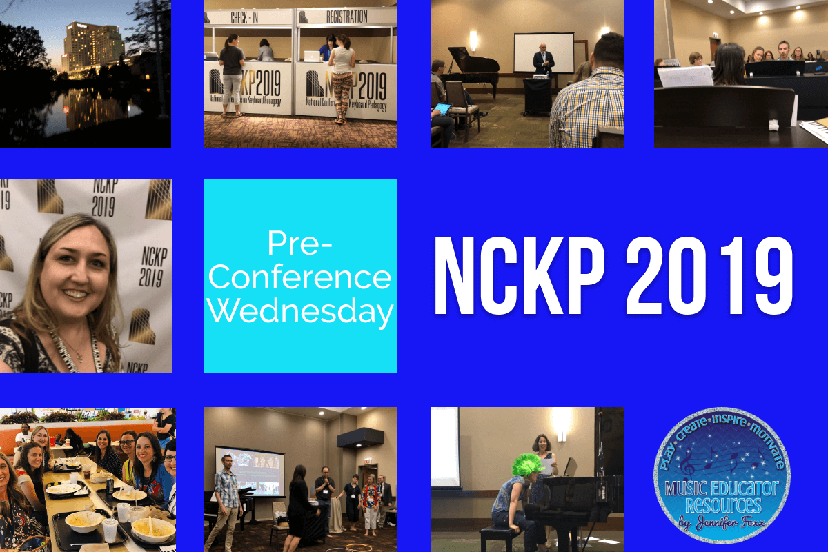NCKP 2019 Pre-Conference Wednesday