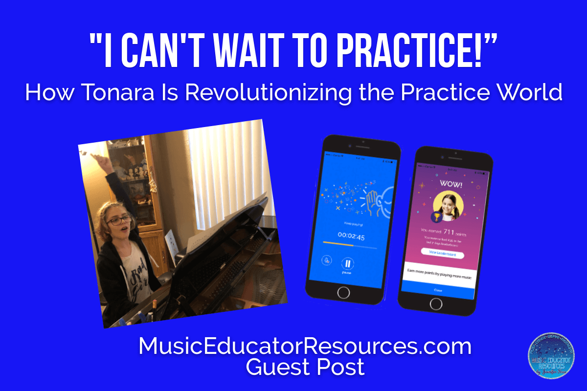 """I Can't Wait to Practice!"": How Tonara Is Revolutionizing the Practice World"