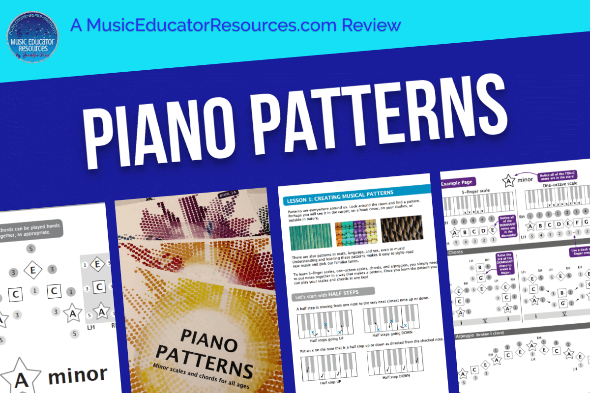 Review: Piano Patterns
