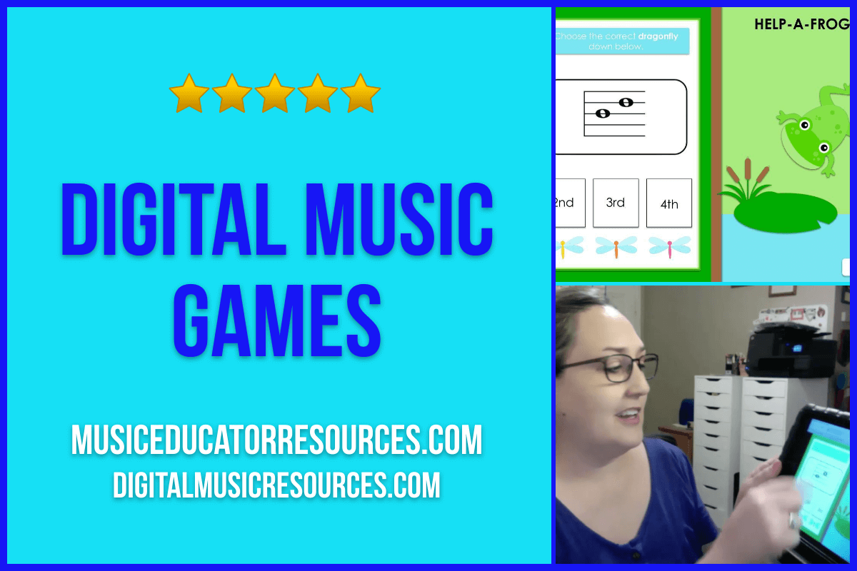 Digital Music Games