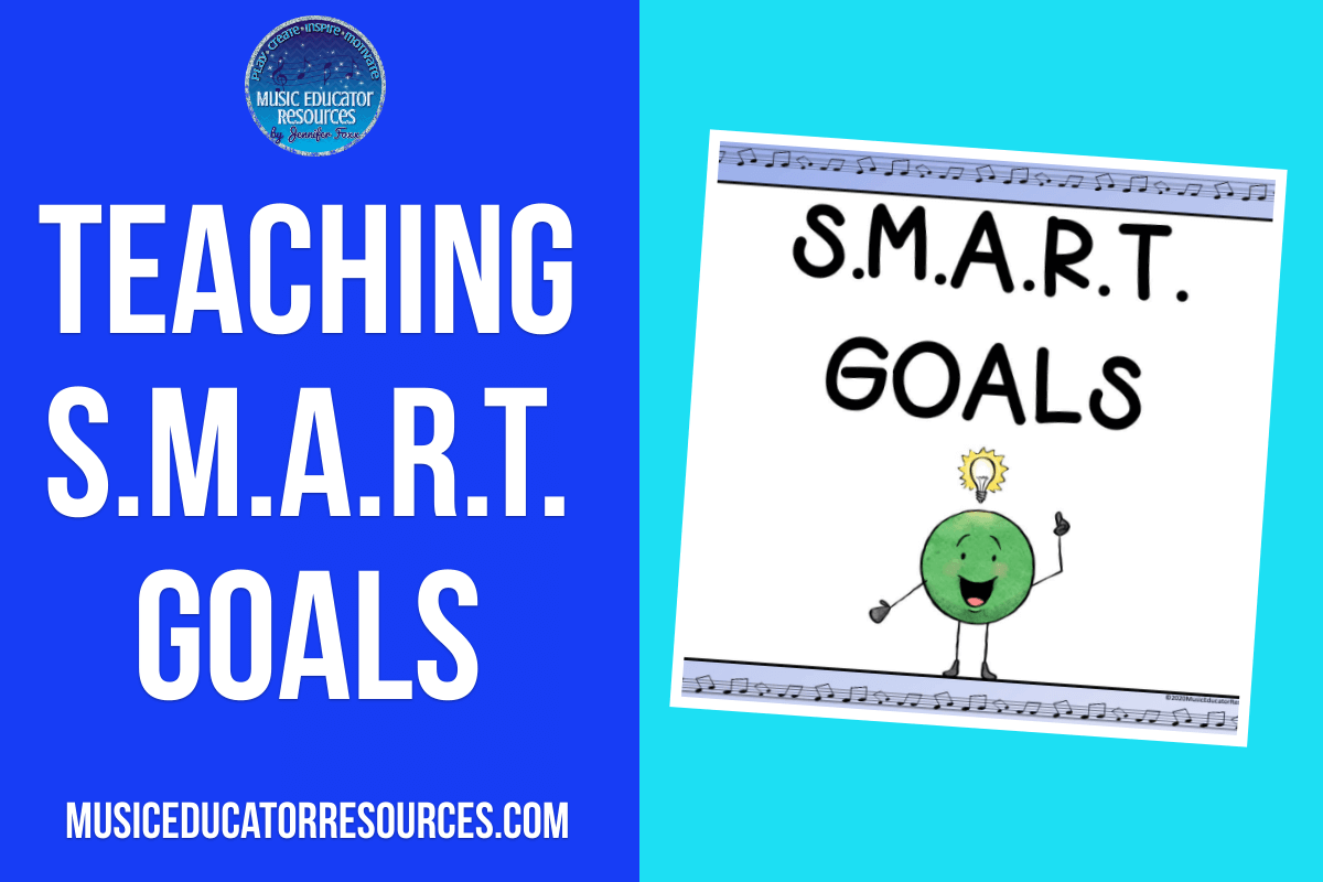 Teaching S.M.A.R.T. Goals