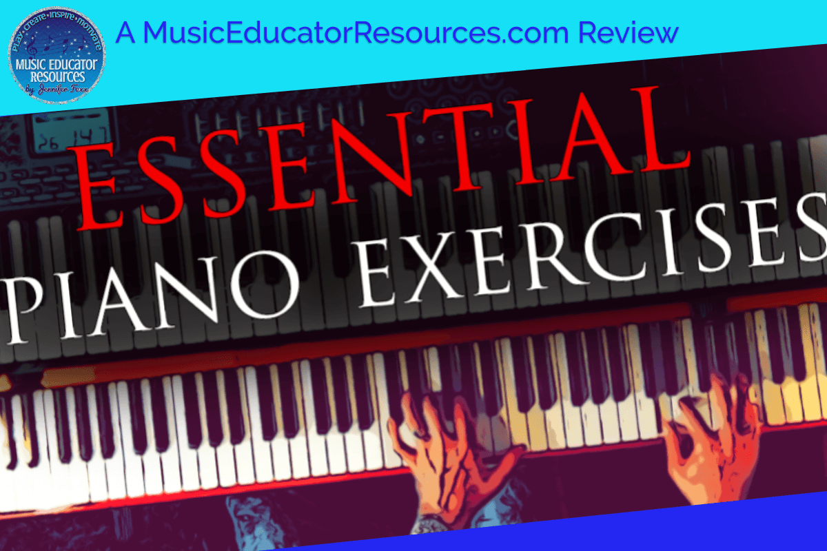 Review: Essential Piano Exercises