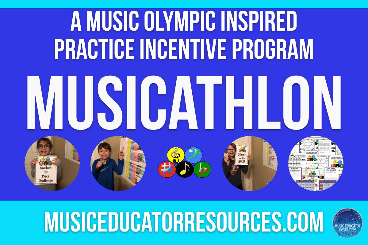 Musicathlon | A Music Olympic Inspired Program