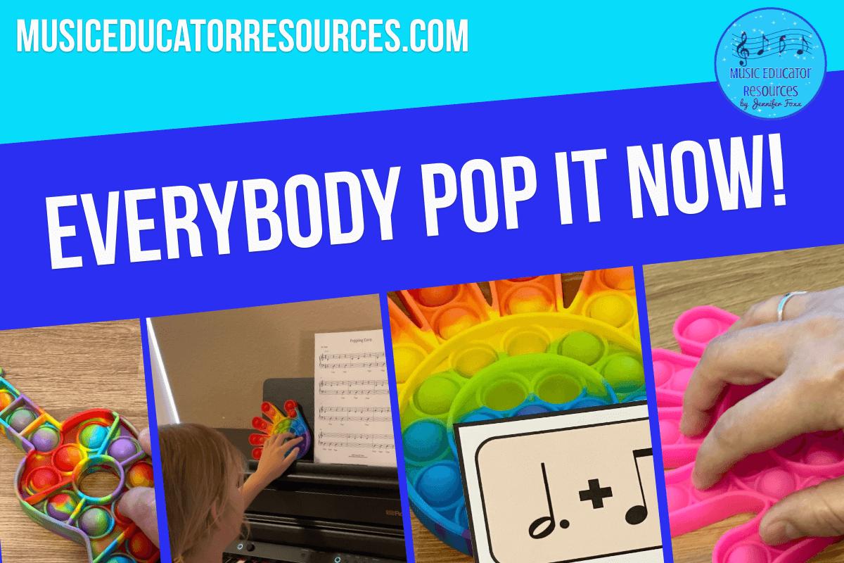 Everybody Pop It Now!